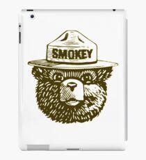 Smokey iPad Case/Skin