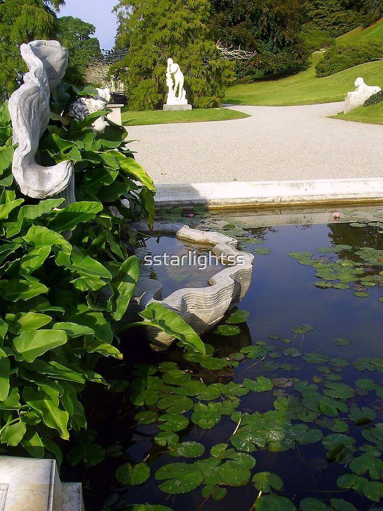 Shell Fountain  by sstarlightss