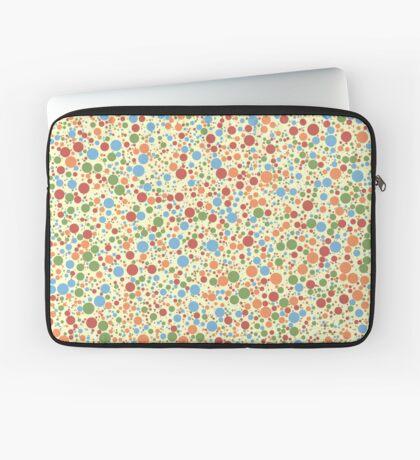 Pastel - Circle Spawning 001 Laptop Sleeve