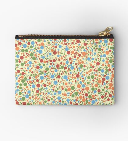 Pastel - Circle Spawning 001 Zipper Pouch