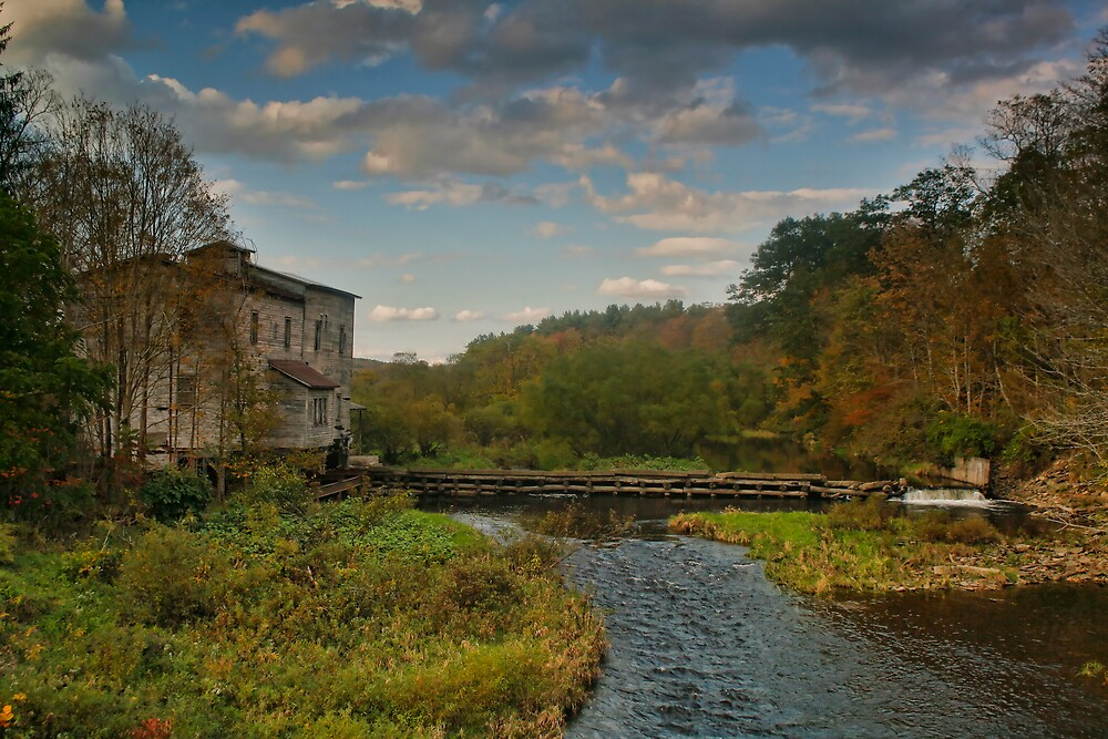 The Old Mill by GPMPhotography