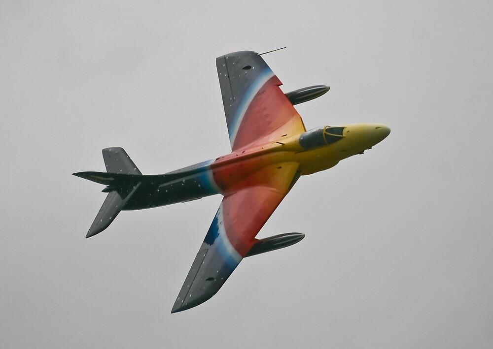 "Hawker Hunter ""Miss Demenour"" by PhilEAF92"