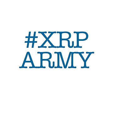 #XRP Army by activeyou