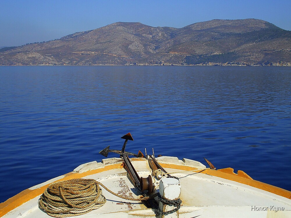 Land Ahoy! by Honor Kyne