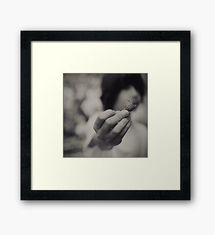 it for you II Framed Print