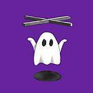 Ghosty Friend by Lilly Allman