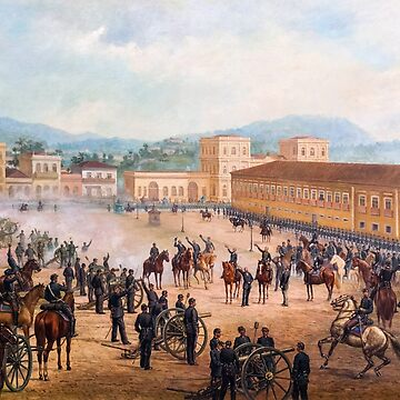 Proclamation of the Republic - Benedito Calixto by themasters