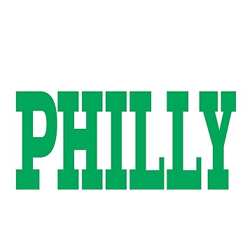 Philly Philly Philadelphia PA by corbrand