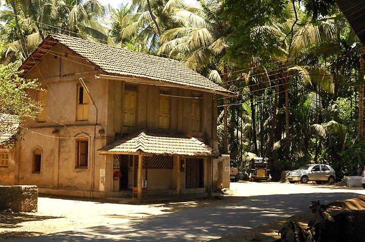 Post Office by Sachin Naik