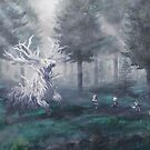 Lord of the Forest (Only 35 prints!) by orioto