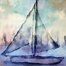 Sailboat by WishesandWhims
