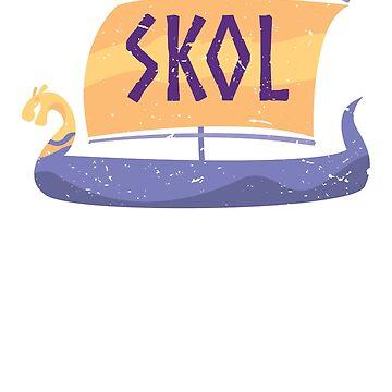 The Skol Viking Ship Sails Again! by TurboRights