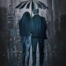 Rainy Day Blues by WishesandWhims