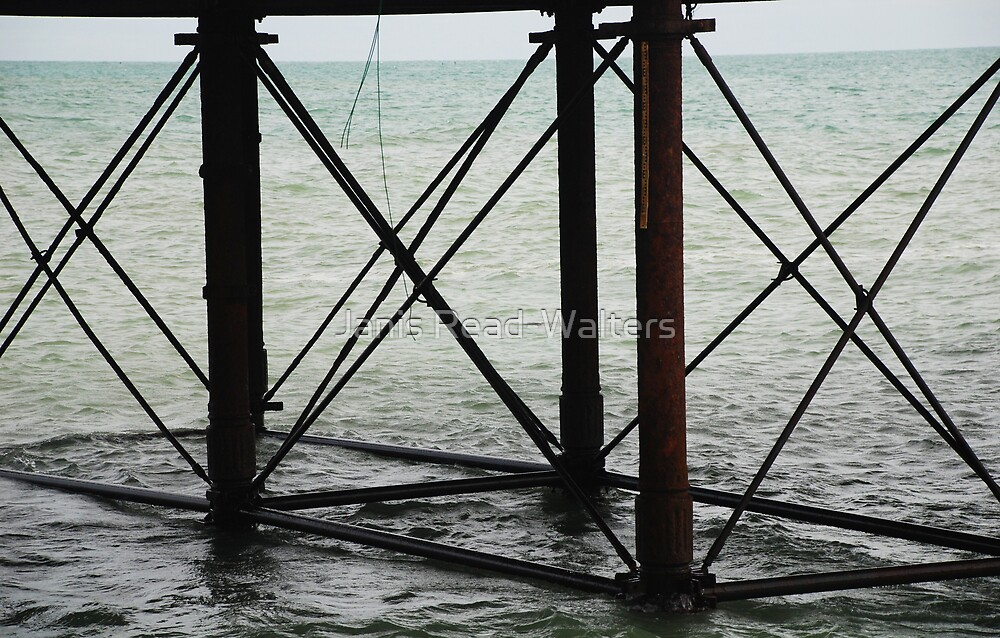 West Pier 1 by Janis Read-Walters