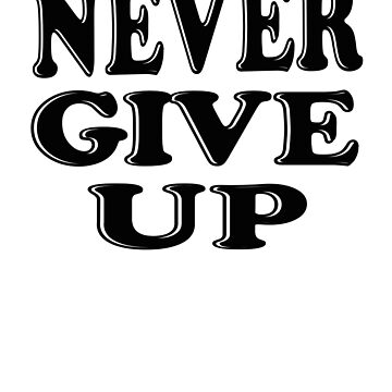 Don't Quit Inspirational Motivational Words Quotes by galleryOne