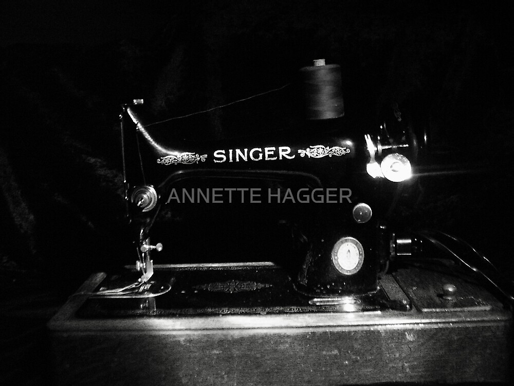 The Absence of Presence - 1 - by ANNETTE HAGGER