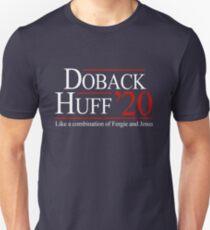 Camiseta unisex Doback & Huff para el presidente 2020