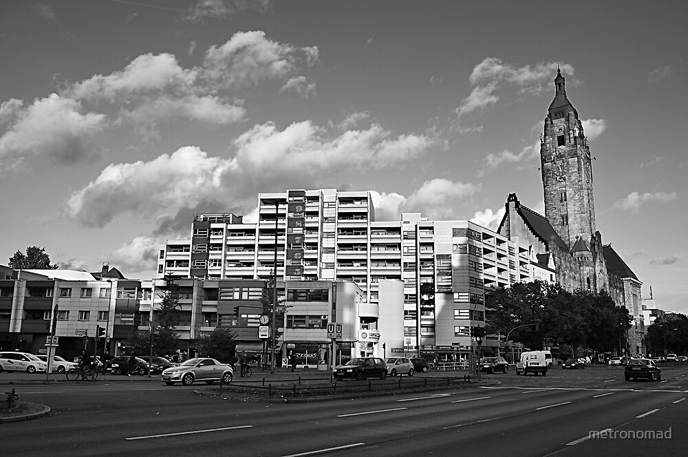 Rathaus Charlottenburg by metronomad