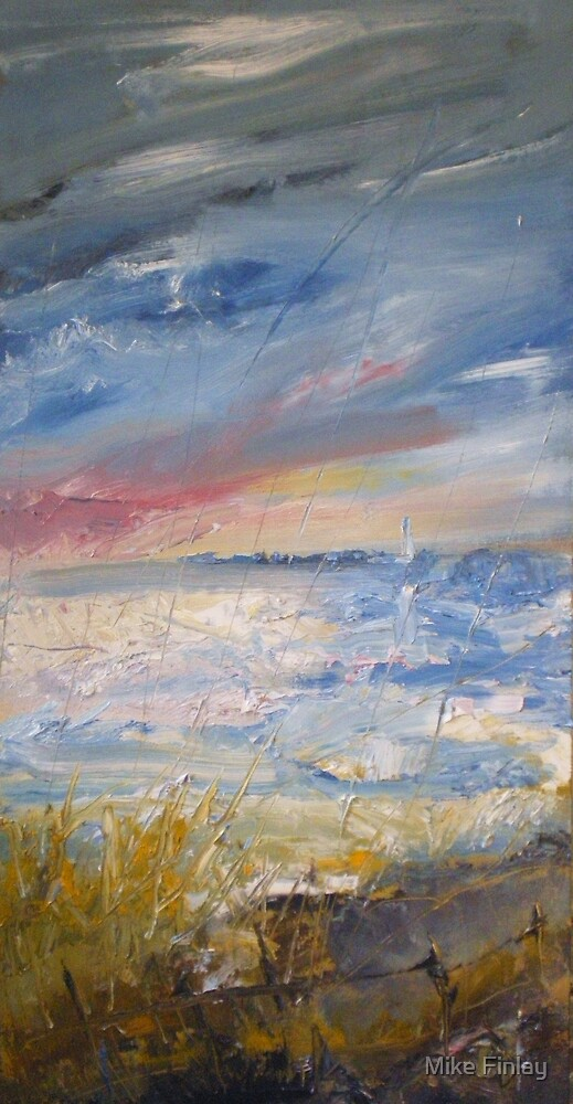 Blyth Beach by Mike Finlay