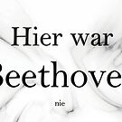 Beethoven never was here by PCollection