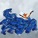 Fox Trot by Marta Tesoro