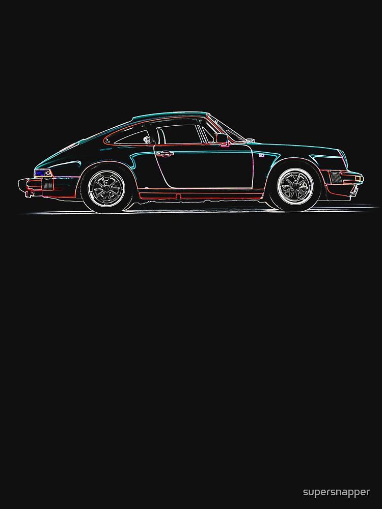 Porsche 911 3.2 Profile by supersnapper