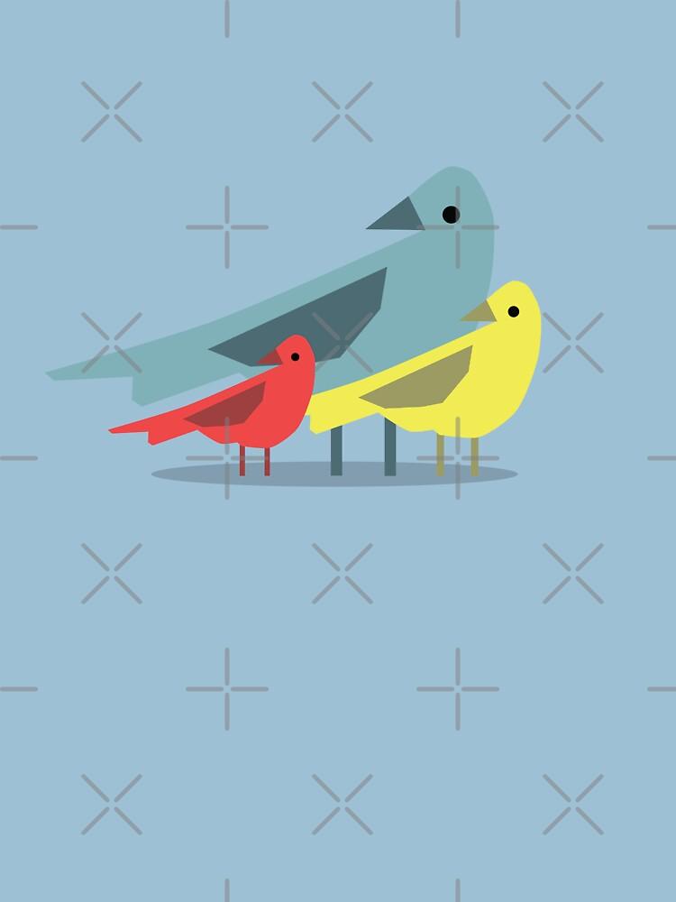 Birds by The-Lagz