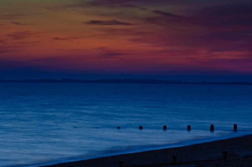 Bognor Regis Sunset by joefish