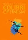 Ho'oponopono Optimism Colibri by McAllister
