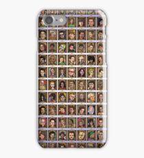 All stars iPhone Case/Skin