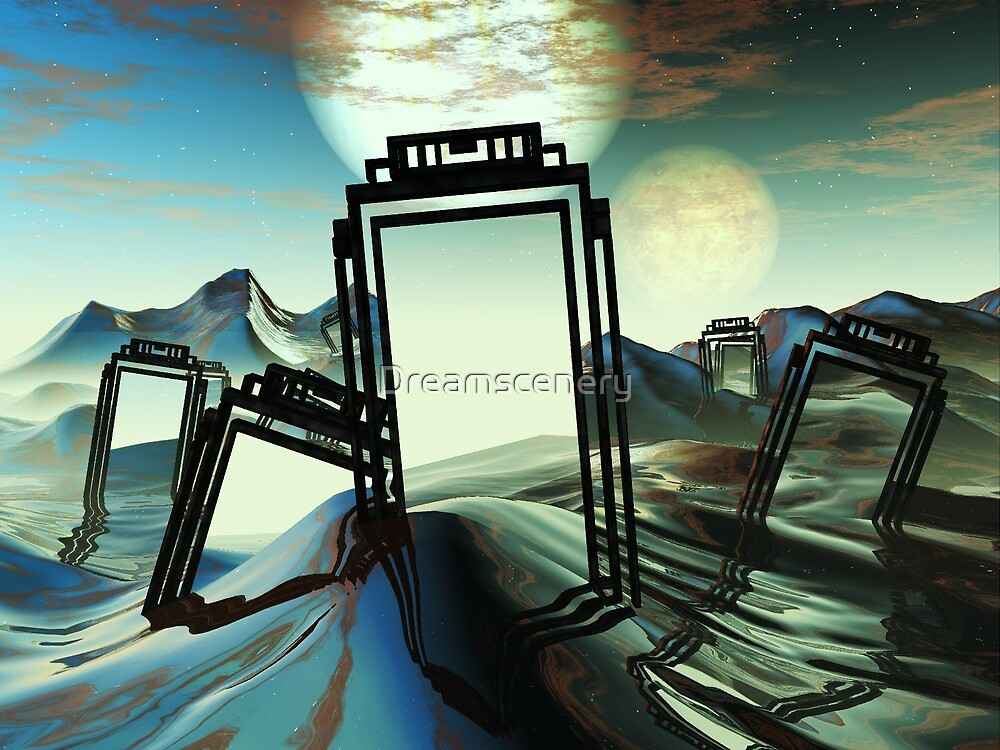 Riptide of Memories by Dreamscenery
