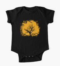 Tree Clearing One Piece - Short Sleeve