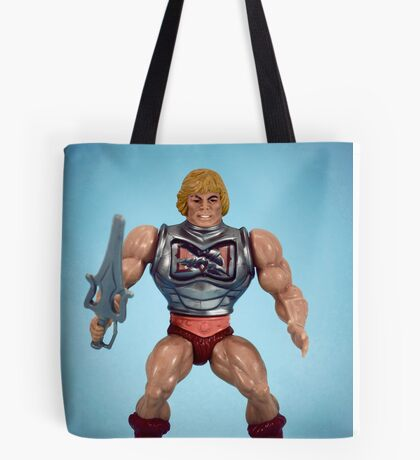 He-Man (battle damage) Tote Bag