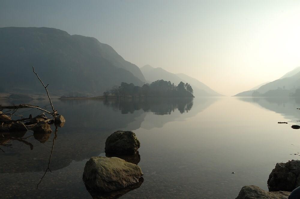Loch Schiel Glenfinnan by Jo  Kyles