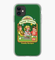 Let's Make Brownies iPhone Case