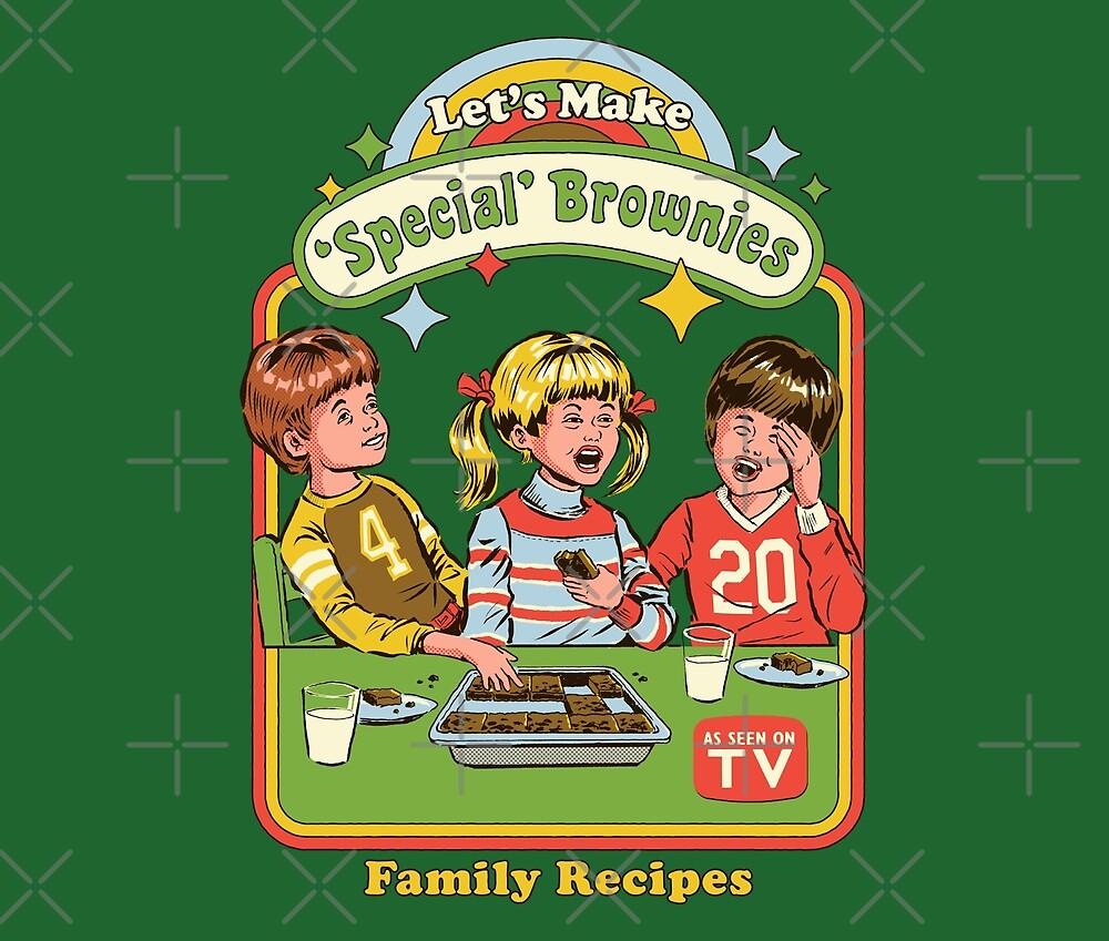 Lass uns Brownies machen von Steven Rhodes