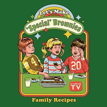 Lass uns Brownies machen von stevenrhodes