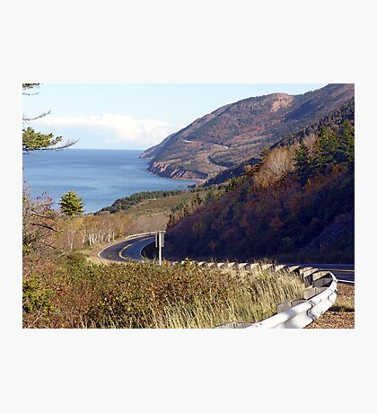 Road to the Highlands Photographic Print