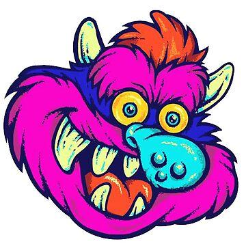 My Pet Monster by Cornchipsrpunk