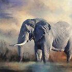 Elephant. by Lyn Darlington