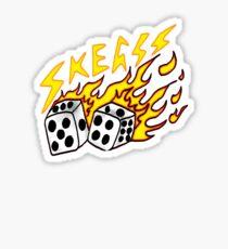Skeggs  Sticker
