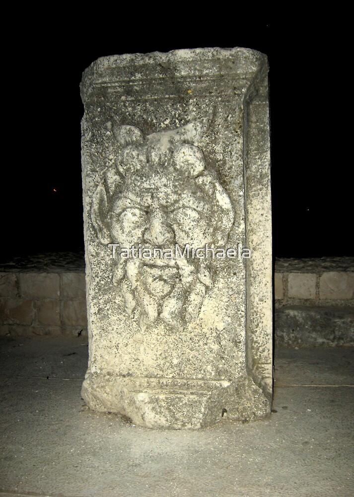 OLD ROMAN GOD by TatianaMichaela