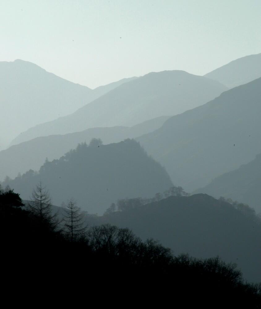 Misty Hills by Jo  Kyles