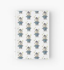 Spyro Pooh Hardcover Journal