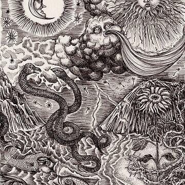 Sky and Sea by MissARobi