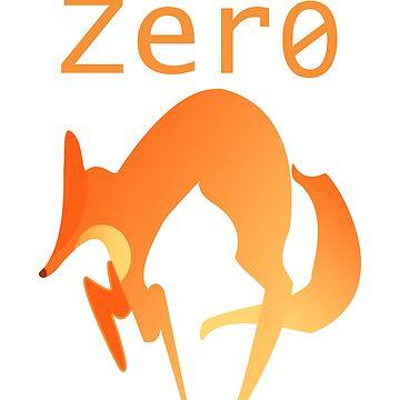 Zero Fox by oponce