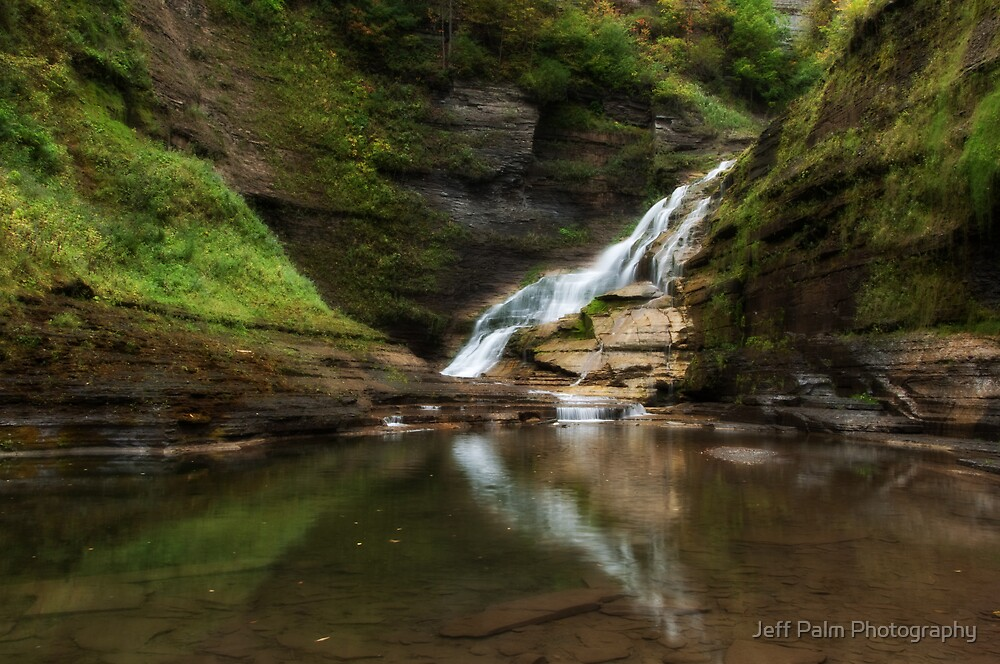 Lucifer Falls by Jeff Palm Photography