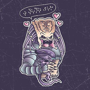 Predator's Pet by valexn
