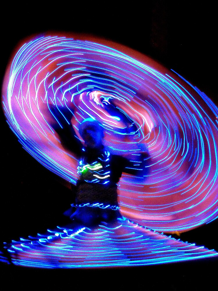Whirling by RozyDee