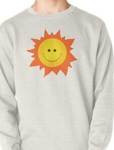 Cute Happy Sun Pattern T-Shirt